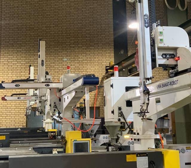 Read more about the article ربات تزریق پلاستیک در کشور بومی سازی شد